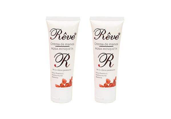 Tacto siempre suave con la crema de manos Rêve