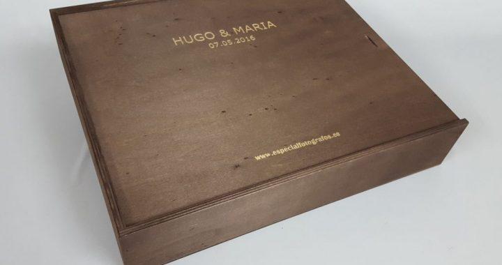 Cajas de madera para tus regalos corporativos