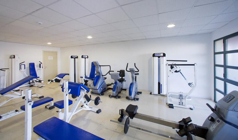Residencia universitaria con gimnasio asociado: lo mejor para el deportista